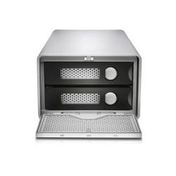 G-Technology - G-RAID Thunderbolt 3 unidad de disco multiple 24 TB Plata