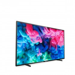 Philips - 6500 series Smart TV 4K LED Ultra HD ultraplano 55PUS6503/12