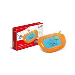 Genius - Kids Designer 2540líneas por pulgada 200 x 130mm USB Naranja tableta digitalizadora
