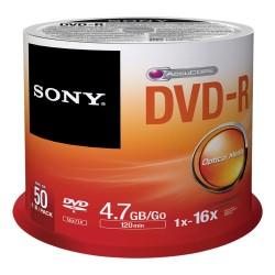Sony - 50DMR47SP DVD en blanco