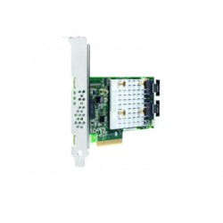 Hewlett Packard Enterprise - SmartArray P408i-p SR Gen10 controlado RAID PCI 12 Gbit/s