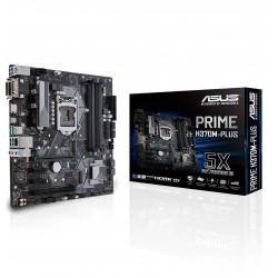 ASUS - PRIME H370M-PLUS placa base LGA 1151 (Zócalo H4) Micro ATX Intel® H370