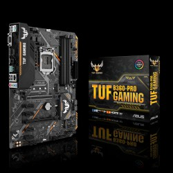 ASUS - TUF B360-PRO GAMING placa base LGA 1151 (Zócalo H4) ATX Intel® B360