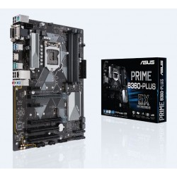 ASUS - PRIME B360-PLUS placa base LGA 1151 (Zócalo H4) ATX Intel® B360