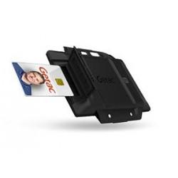 Getac - GORSX2 Interior / exterior Negro lector de tarjeta inteligente