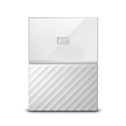 Western Digital - My Passport disco duro externo 2000 GB Blanco