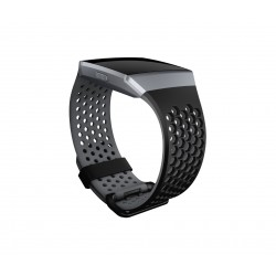 Fitbit - FB-164SBBKL Negro correa para control de actividad