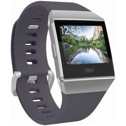 Fitbit - Ionic GPS (satélite) Gris reloj inteligente