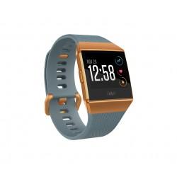 "Fitbit - Ionic 1.42"" LCD GPS (satélite) Naranja reloj inteligente"
