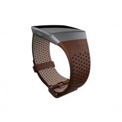 Fitbit - FB-164LBDBL Marrón correa para control de actividad