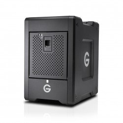 G-Technology - G-Speed Shuttle 24000GB Escritorio Negro unidad de disco multiple