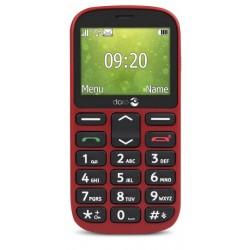 "Doro - 1361 2.4"" 96g Negro, Rojo"