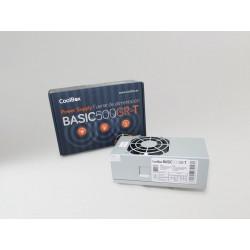 CoolBox - BASIC500GR-T 500W TFX Gris unidad de fuente de alimentación