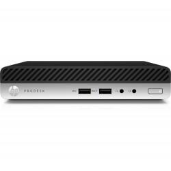 HP - ProDesk 400 G3 2.70GHz i5-7500T Mini PC Negro, Plata Mini PC