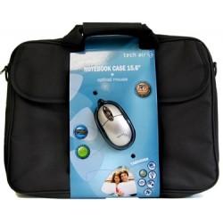 """Tech air - TABX406R maletines para portátil 39,6 cm (15.6"""") Maletín Negro"""