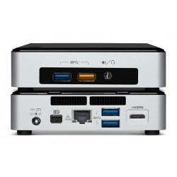Vision - i3 4K VMP 128GB 7.1channels 4096 x 2304Pixeles Negro, Plata reproductor multimedia y grabador de sonido