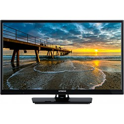 """Hitachi - 24HB4T05 24"""" HD Negro LED TV"""