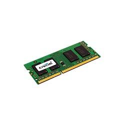 Crucial - 8GB DDR3 SODIMM módulo de memoria DDR3L 1600 MHz