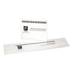 Zebra - 105999-101 limpiador de impresora Printer cleaning sheet
