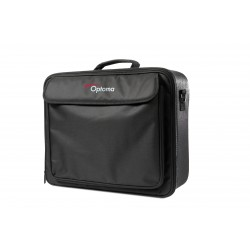 Optoma - Carry bag L estuche de proyector Negro