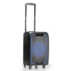 NGS - WildMetal Trolley Public Address (PA) system 120W Negro, Gris