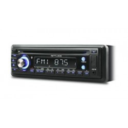 Muse - M-1230 BT 20W Negro Radio CD
