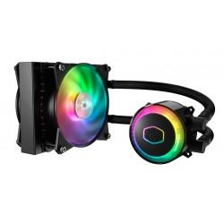 Cooler Master - MASTERLIQUID ML120R RGB refrigeración agua y freón Procesador