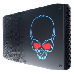 Intel - NUC BOXNUC8I7HVK2 PC/estación de trabajo barebone i7-8809G 3,1 GHz 1,2 l tamaño PC Negro BGA 2270