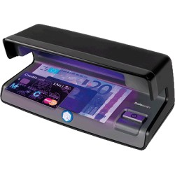 Safescan - 50 Black detector de billetes falsos Negro