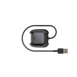 Fitbit - FB-166RCC Cable de carga Negro accesorio de relojes inteligentes