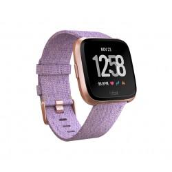 Fitbit - Versa - Special Edition reloj inteligente Oro rosa LCD GPS (satélite)