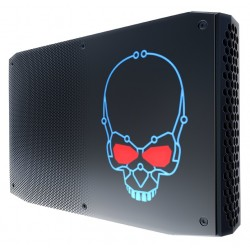 Intel - NUC NUC8i7HNK i7-8705G 3,1 GHz 1,2 l tamaño PC Negro BGA 2270