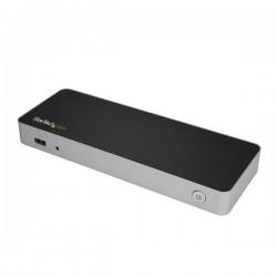 StarTech.com - Docking Station USB C de Vídeo Doble 4K para Ordenador Portátil Windows o Mac - Replicador de Puertos DisplayPort