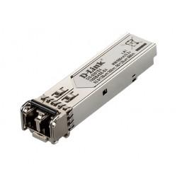 D-Link - DIS-S301SX red modulo transceptor Fibra óptica 1000 Mbit/s mini-GBIC
