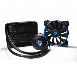 CoolBox - Deep Runny 120 mm Procesador refrigeración agua y freón