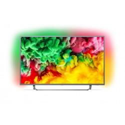 Philips - 6700 series Smart TV 4K LED Ultra HD ultraplano 50PUS6753/12