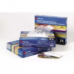 Rexel - Bolsas de plástico para destructoras AS1000 (100)