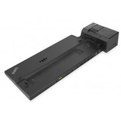 Lenovo - 40AH0135EU base para portátil y replicador de puertos Negro