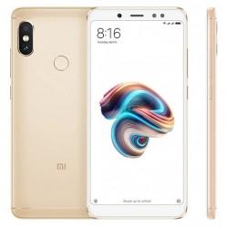 "Xiaomi - Redmi Note 5 15,2 cm (5.99"") 4 GB 64 GB Ranura híbrida Dual SIM 4G Oro 4000 mAh - 22273839"