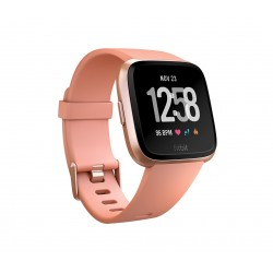 "Fitbit - Versa reloj inteligente Oro rosa LCD 3,4 cm (1.34"") GPS (satélite)"
