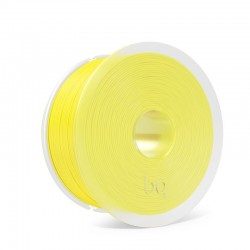 bq - F000159 Ácido poliláctico (PLA) Amarillo 1000g material de impresión 3d