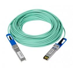 Netgear - AXC7620 20m SFP+ SFP+ Verde cable infiniBanc