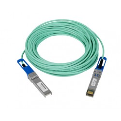 Netgear - AXC7615 15m SFP+ SFP+ Verde cable infiniBanc