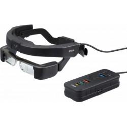 Epson - Moverio Pro BT-2000 1.2GHz 8GB Bluetooth Wifi Cámara incorporada gafas inteligentes