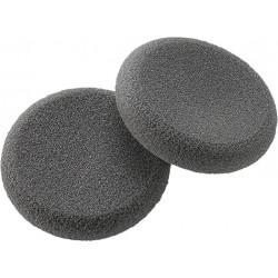 Plantronics - 15729-05 Negro 2pieza(s) almohadilla para auriculares