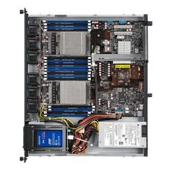 ASUS - RS400-E8-PS2 Intel C612 LGA 2011-v3 1U
