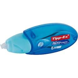 TIPP-EX - Micro Tape Twist corrección de películo/cinta 8 m Azul 10 pieza(s)