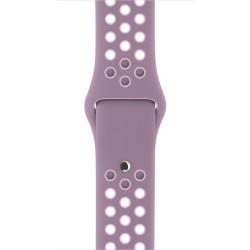 Apple - Correa Nike Sport violeta perlado/niebla púrpura (42 mm) (Demo)