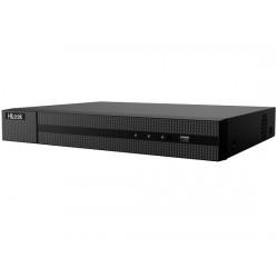 HiLook - NVR-104MH-C/4P 1U Negro Grabadore de vídeo en red (NVR)