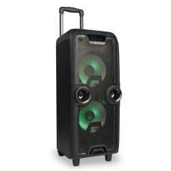 NGS - ALTAVOCES 2.1 WILD ROCK BLUETOOTH Trolley Public Address (PA) system 200W Negro
